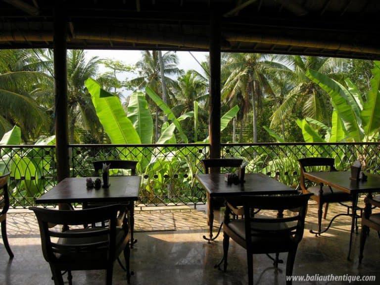 hotel surabrata indonésie restaurant