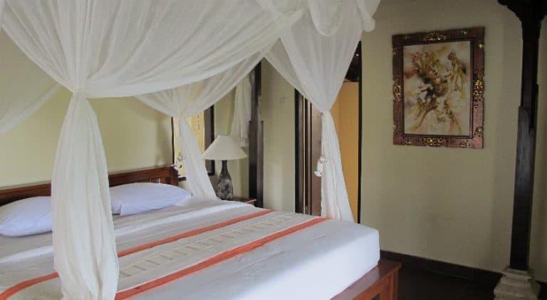 hotel tabanan bali chambre