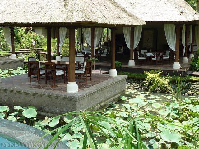 hotel tabanan bali restaurant
