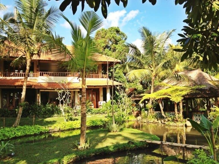 hotel ubud bali maison d'hotes