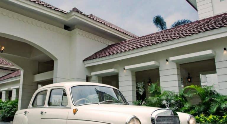 hotel yogyakarta indonésie detail