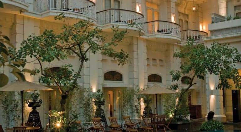 hotel yogyakarta indonésie luxe