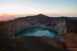 Mont Ijen java volcan