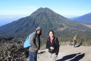 ijen ile de java trek volcan