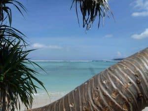iles gili plage paradisiaque