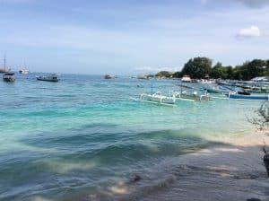 iles gili lombok paysage découverte