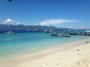 iles gili lombok circuit indonésie