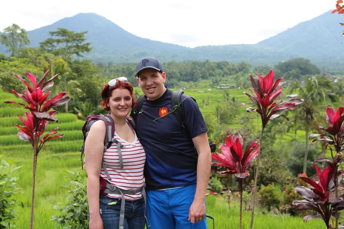 voayge de noces bali indonesie