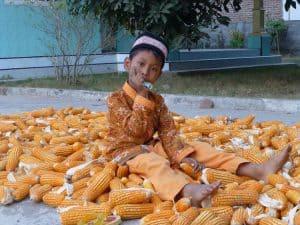 enfant indonésien rencontre