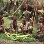 indonesie papouasie tribu baliem