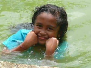enfant indonésien portrait rencontre