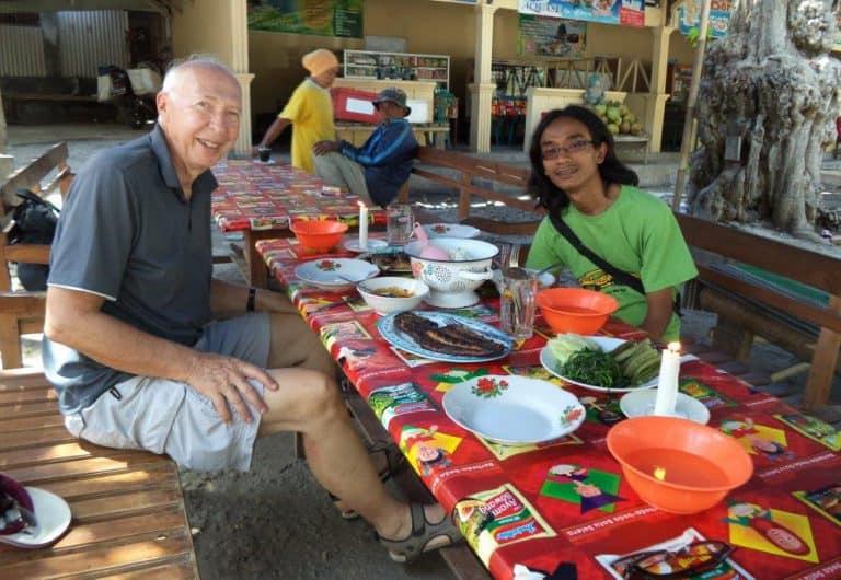 warung indonésie restaurant local
