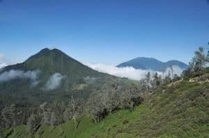 Java mount ijen Bali Authentique
