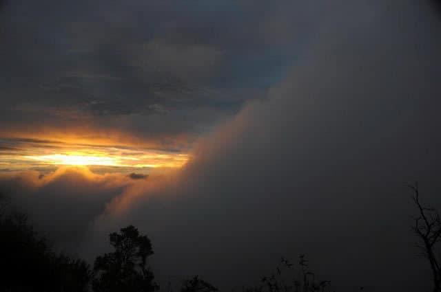 Java mount ijen sunrise spot
