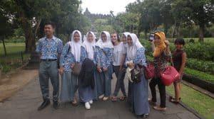 Borobudur ile de java rencontre locale