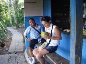 saveur local coco bali