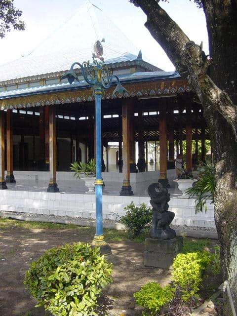 kraton yogyakarta monument emblematique java