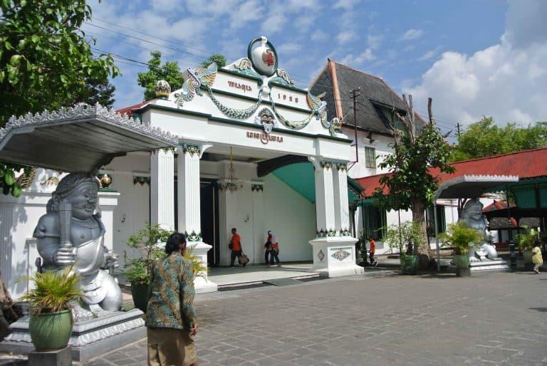 kraton palais du sultan yogyakarta