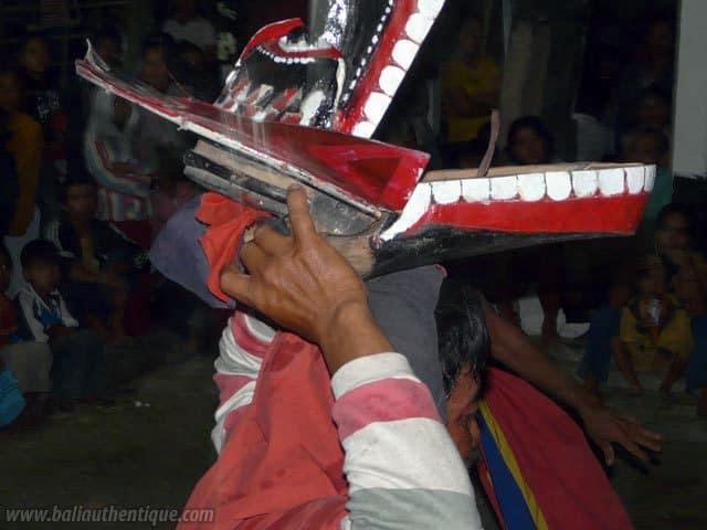kuda lumping danse indonesienne javanaise