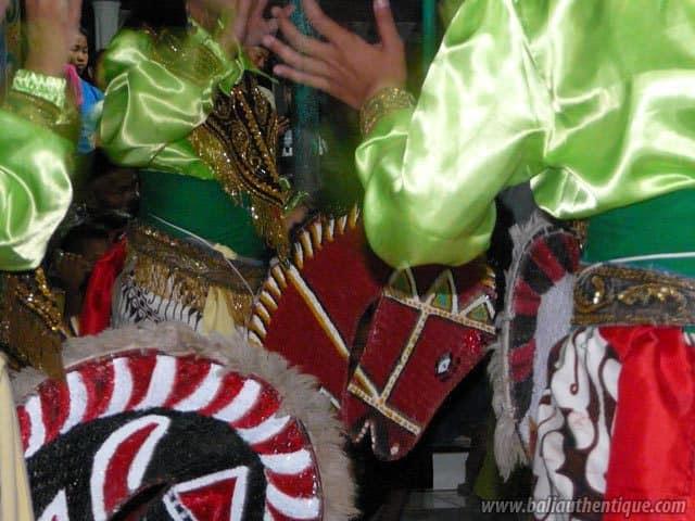 kuda lumping danse javanaise ile indonesie