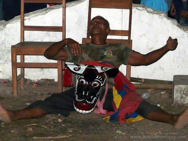 kuda lumping danse javanaise spectacle theatral