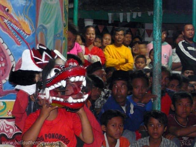 kuda lumping danse javanaise spectacle traditionnel
