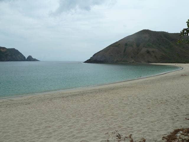 kuta lombok plage paradisiaque ile lombok