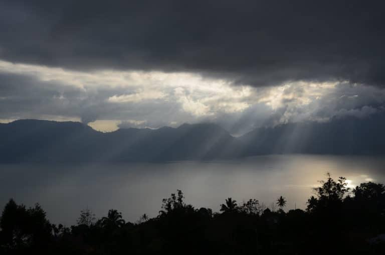 lac Sumatra Indonesie