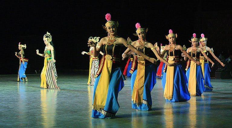 danse javanaise traditionnelle