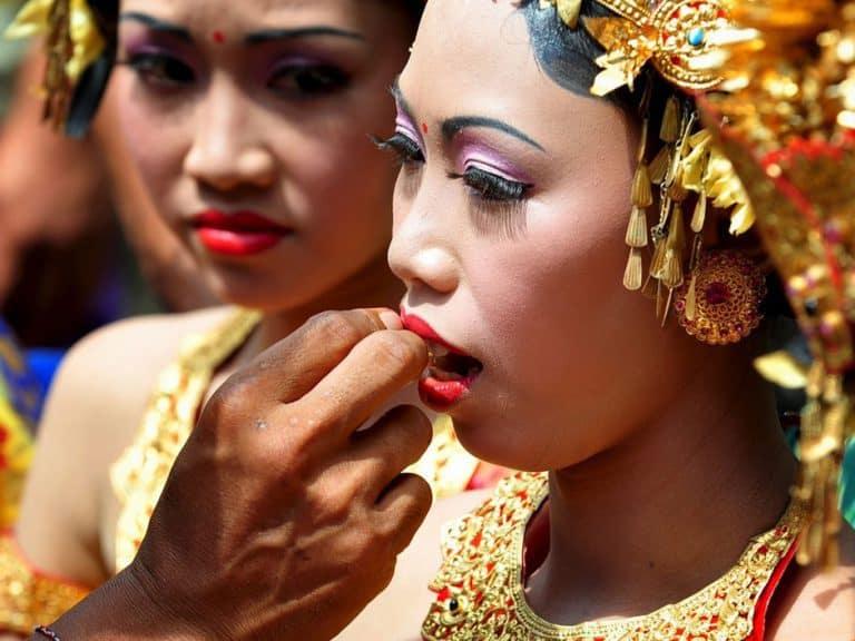 cérémonie limage de dents bali
