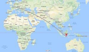 Carte Bali Superficie.Carte D Identite De Bali Quelques Informations Bali