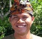 Made Danta Guide Bali Authentique