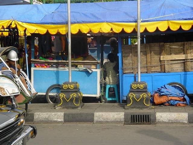 malioboro yogyakarta indonesie eshops
