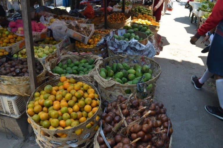 marché balinais spécialités locales