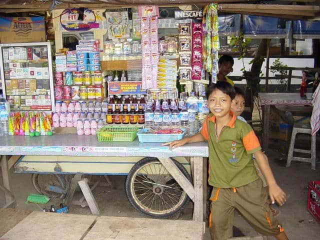 marché de gianyar bali indonesie