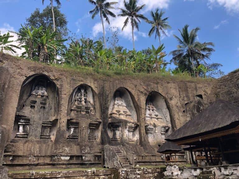 mausolée gunung kawi tampaksiring