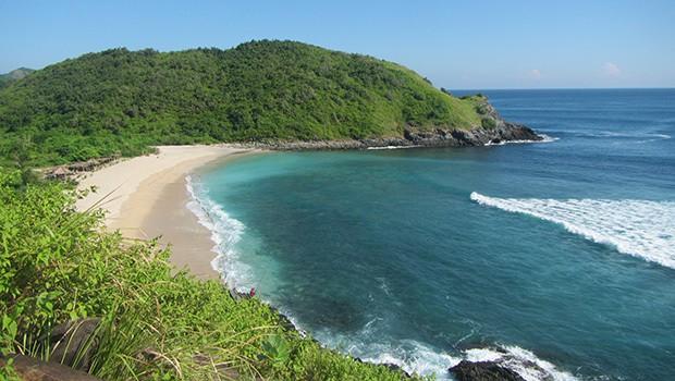 mawi plage lombok