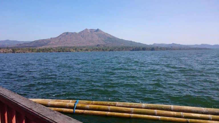 balade en mer bali indonésie