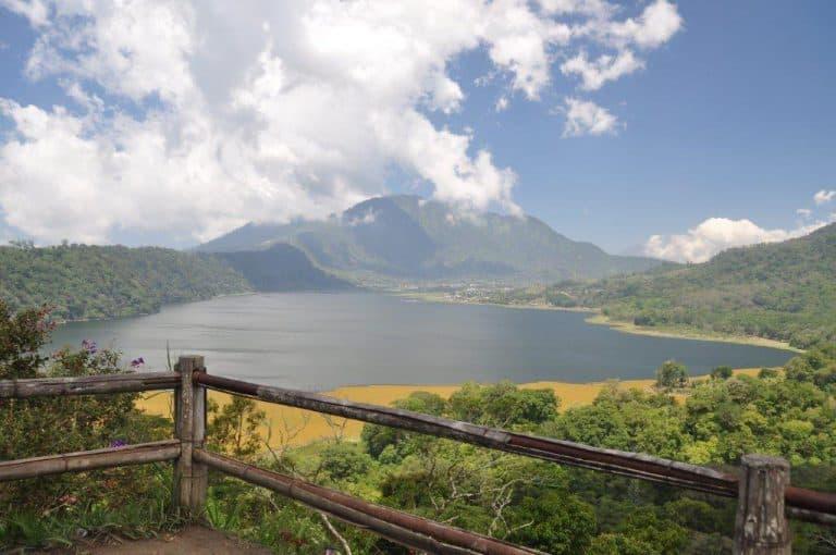 Lac Tamblingan Bali Octobre 2015