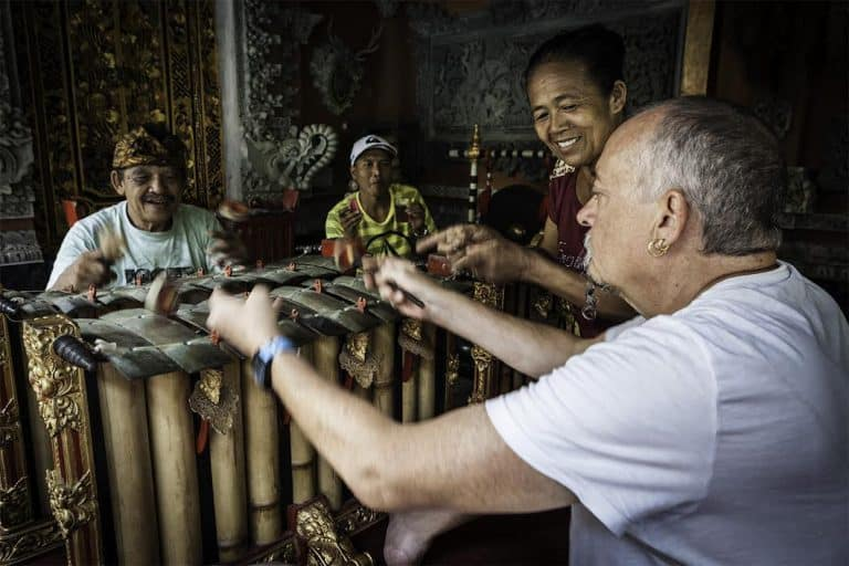 musique art balinais indonésien