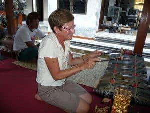 découverte culture balinaise musique traditionnelle