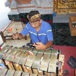 musique traditionnelle habitant bali