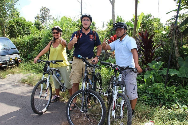 balade à vélo avec guide excursion