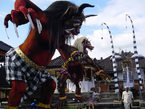 nyepi tradition balinaise