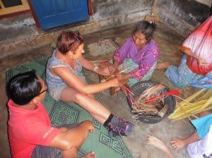 activités balinaises offrandes hindouisme