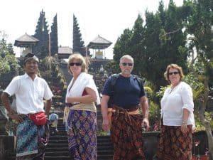 temple Besakih, plus important de l'île Bali