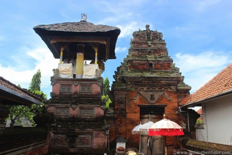 palais klungkung kulkul mystérieux Bali