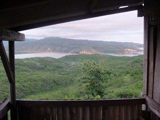 panorama montagnes gunung kidul java