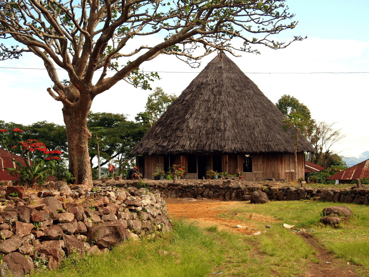 panorama village manggarai
