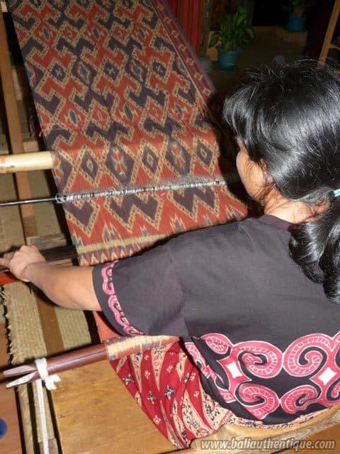 pays toraja sulawesi travail artisanal